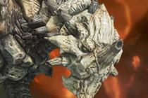 怪物猎人OL的怪物笔记之强大的飞龙种 铠龙
