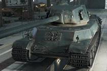 小看一台车 法国8级金币重坦AMX m449