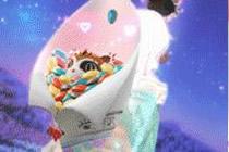 萌化人心爱意满满 天谕情人节新背饰糖果狸