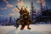 怪物猎人OL片手剑连招打 武器配招指南