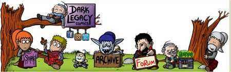搞笑漫画欣赏 魔兽世界大量冒牌伊利丹出现
