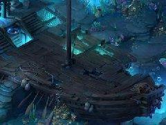 <b>梦幻西游2东海海底迭代场景 好似和龙宫想通</b>