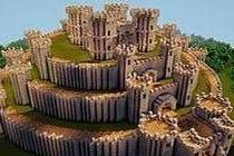 我的世界大神建筑物 美美哒建筑物图片欣赏
