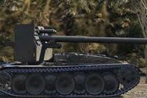 坦克世界弹夹恶魔化身狙击手 蟋蟀15数据