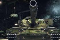 坦克世界主战坦克强势突入 酋长MK.6实战测评