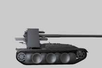 坦克世界白云替换车蟋蟀15型数据曝光