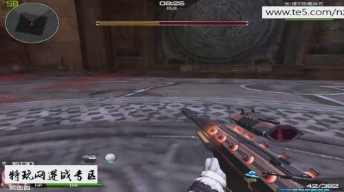 逆战新武器体验:新武器地狱修罗评测展示