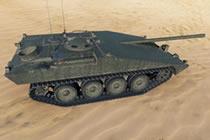 完美的经验机器 坦克世界Strv S1详解
