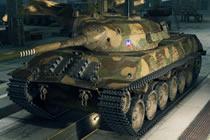 欧洲快枪斯柯达T50 坦克世界9级单车解析