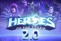 风暴英雄2.0国服更新 新英雄新皮肤