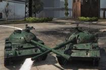 红色尖兵横扫战场 直击坦克世界C系轻坦双雄