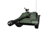 坦克世界C系反坦线爆料 6级TD WZ-131G FT