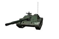 C系TD科技树爆料 7级TD T-34-2G FT
