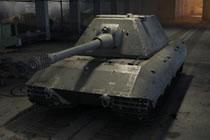 坦克世界猛男寨的肌肉神车 E100重坦讲解