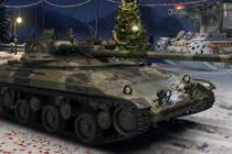 坦克世界经典美式坦克解析 迷一样的T92LT
