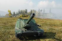 坦克世界巨龙咆哮 C系TD7月18日登陆战场