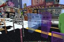 关于染色玻璃板的UI图标和形状的变化