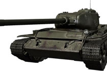坦克世界PTR S系8级金币轻型坦克 T-44轻型