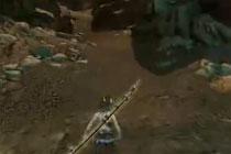 怪物猎人OL 太刀G2二星严流岛的决斗