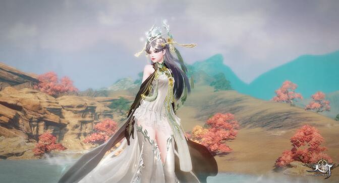 《天谕》2017中秋时装:成女时装玉树