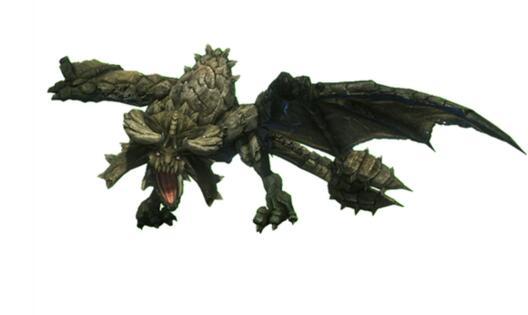 《怪物猎人OL》 黑角龙现身升月之地