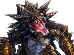 怪物猎人OL 炎狱黑神 飞龙种霸龙狂袭