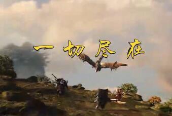 《怪物猎人ol》大剑G1七星黑角龙白金