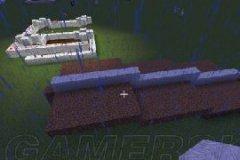 《我的世界》梯田形半自动收割机制作图解