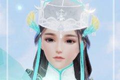 万种风情皆在眉眼间 剑网3重制版成女捏脸数据