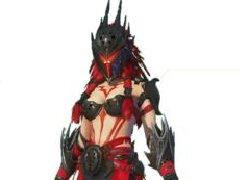 《怪物猎人OL》时装大赛作品展示第一季