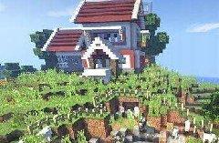 我的世界建筑成就 从萌新通往大神的村庄成果