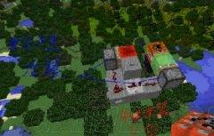《我的世界》简易红石大炮制作方法图文介绍