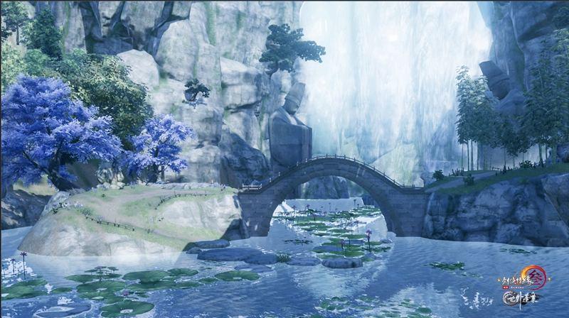 《剑网3》环境音即将上线 生动还原大美江湖