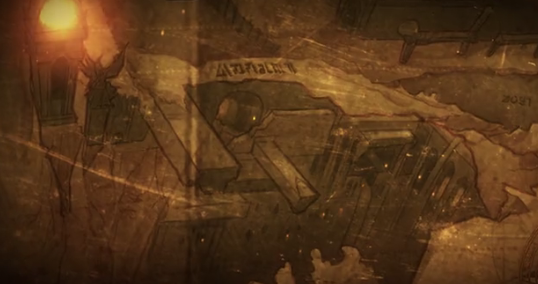 DNF探秘地下城活动更新宣传CG 全新的冒险