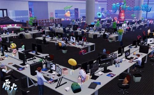雷火工作室开放 新倩女平行世界带你探秘开发组
