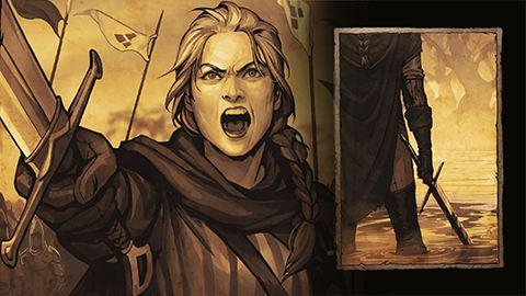 利维亚的杰洛特《巫师之昆特牌:王权的陨落》再探巫师世界