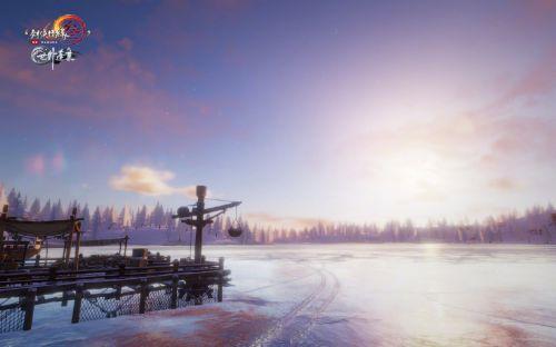 《剑网3》新赛季更新 全新门派蓬莱跨海而来