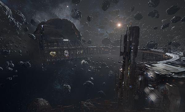 探索无垠太空《无畏战舰》新地图即将上线!