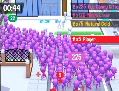 拥挤世界安卓玩法攻略 CrowdCity电脑玩法