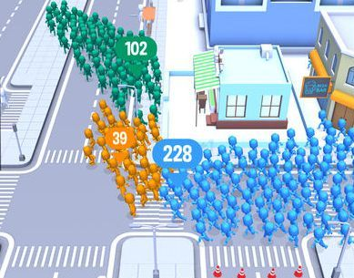 crowdcity怎么设置中文 拥挤城市中文版下载!
