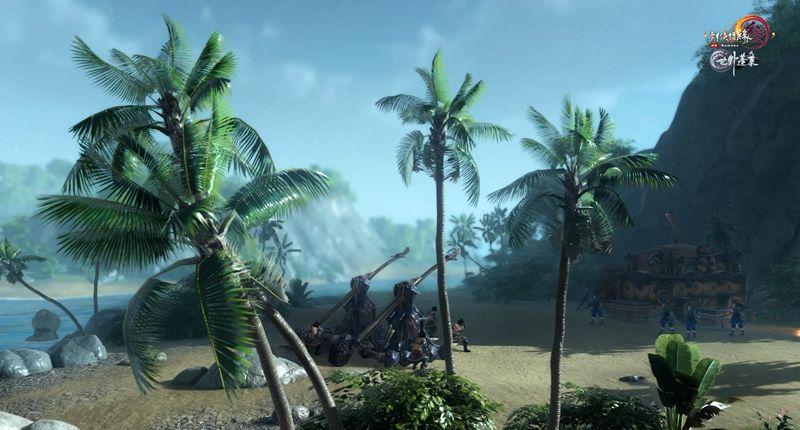 《剑网3》世外蓬莱今日公测 新门派100级海量内容更新