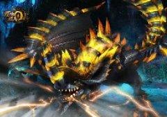 来自远古的梦魇!《怪物猎人OL》黑穿龙现世!