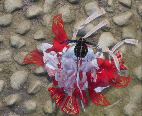 告别穿模 模拟CG 《剑网三》布料2.0上线