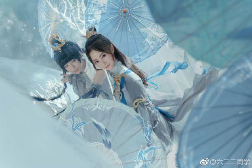 剑网3东海蓬莱cos
