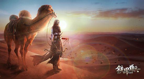 圣城女王终极觉醒 《铁甲雄兵》新武将西贝拉曝光