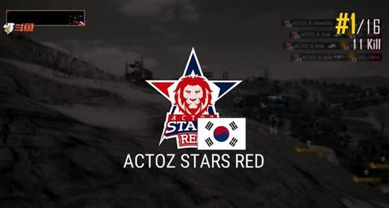 PAI韩国队无限天命圈 5400复盘:我复个锤子!