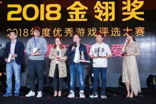 2019第一响!顺网游戏斩获金翎奖两项大奖!