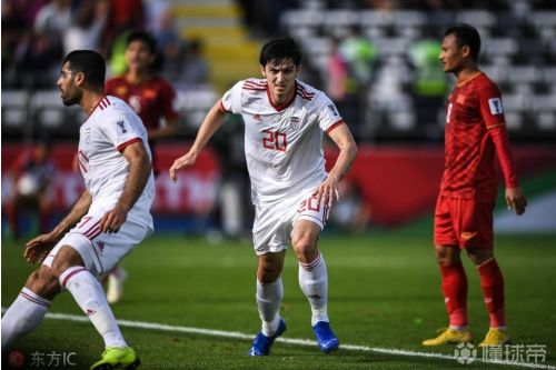 2019亚洲杯金靴球队:两伊足球傲视D组,末轮比分定头名