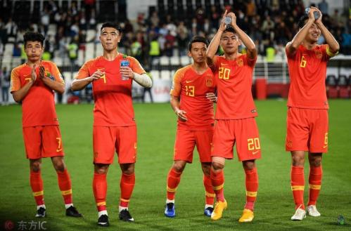 2019亚洲杯预测赛程:国足抗衡太极虎,比分看淡进球难干