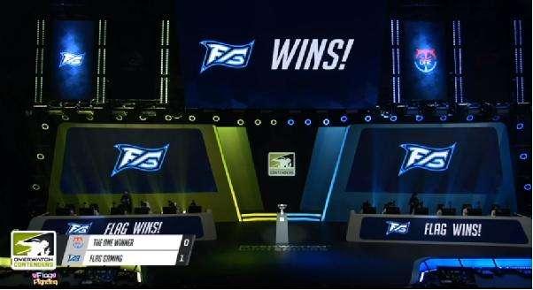 T1w创造《守望先锋挑战者系列赛》连胜纪录  Flag建队半年勇夺亚军